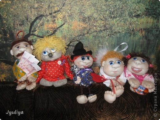 Я к вам опять с командой кукол! фото 1