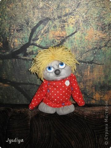 Я к вам опять с командой кукол! фото 2