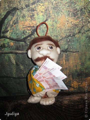 Я к вам опять с командой кукол! фото 3