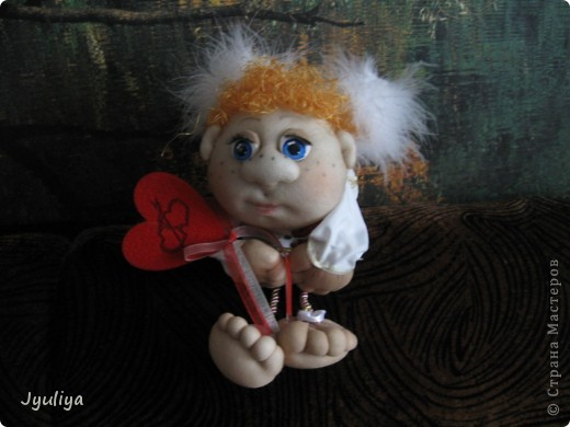 Я к вам опять с командой кукол! фото 5