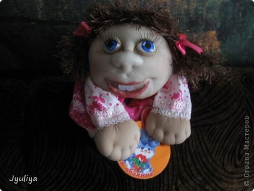 Я к вам опять с командой кукол! фото 7