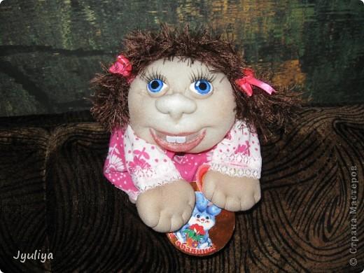 Я к вам опять с командой кукол! фото 6