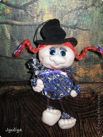 Я к вам опять с командой кукол! фото 8