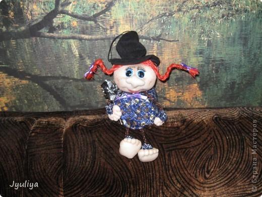 Я к вам опять с командой кукол! фото 9
