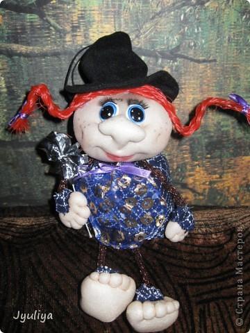 Я к вам опять с командой кукол! фото 10
