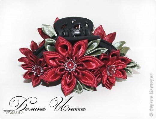 заказали мои очаровательные клиентки крабики с цветами....вот что вышло))))) фото 2