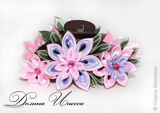 заказали мои очаровательные клиентки крабики с цветами....вот что вышло))))) фото 6