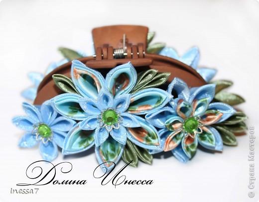 заказали мои очаровательные клиентки крабики с цветами....вот что вышло))))) фото 1