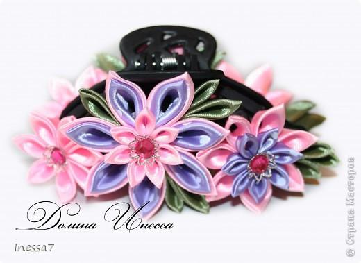 заказали мои очаровательные клиентки крабики с цветами....вот что вышло))))) фото 4