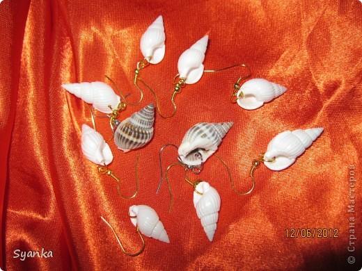 Эти серьги, гвоздики улетают в Австралию. фото 5