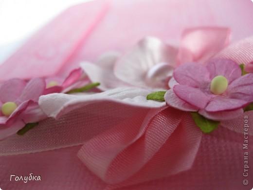 """Card Making... Увлекло меня тон в тон:)))) Здесь я использовала теплый розовый цвет основы, в таком же цвете штамп, а подложка средний розовый... Если ориентироваться на таблицу оттенков:) Полетело это """"Спасибо"""" ОЧЕНЬ интересному человеку:) фото 2"""