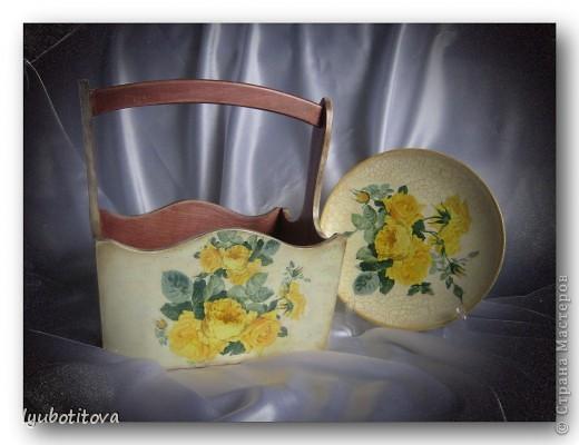 """"""" желтые розы"""" фото 2"""