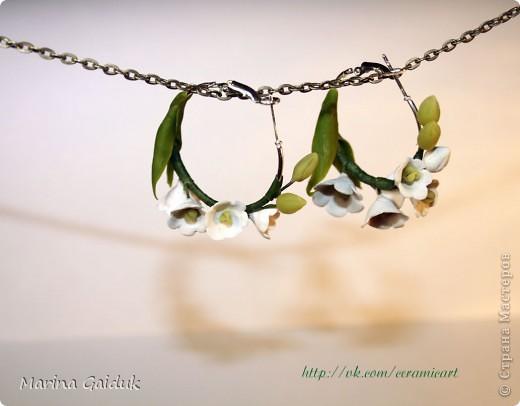 Засмотревшись на  работу Екатерины Звержанской, я и себе попробовала сделать мини тюльпаны на кольцах. вам судить как вышло) фото 5