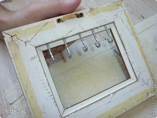 Ключница настенная,одна штука)))) фото 6