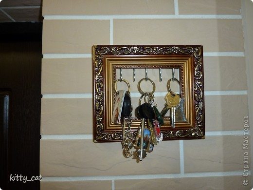 Ключница настенная,одна штука)))) фото 1