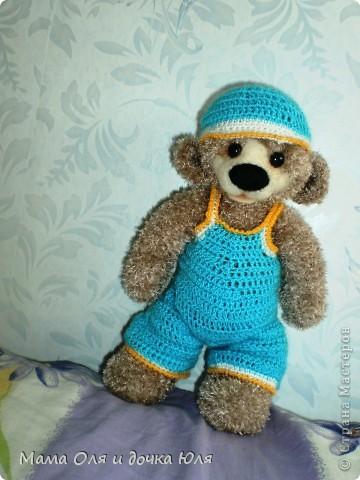 Новые наряды для мишуток) фото 5
