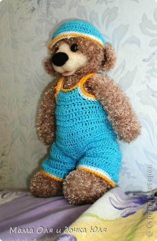 Новые наряды для мишуток) фото 7