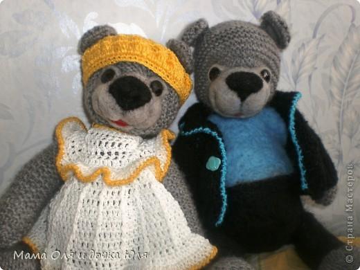 Новые наряды для мишуток) фото 9