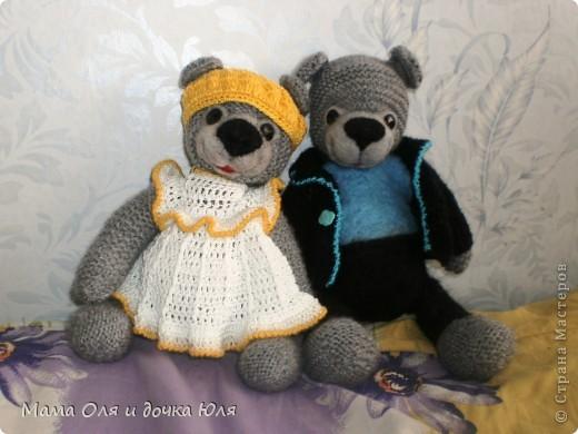 Новые наряды для мишуток) фото 10