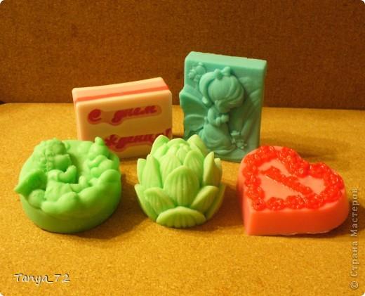 И снова мыло фото 2