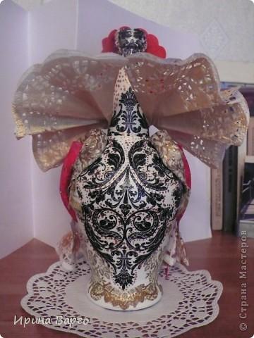 Королева карнавала. Вид спереди.  фото 2