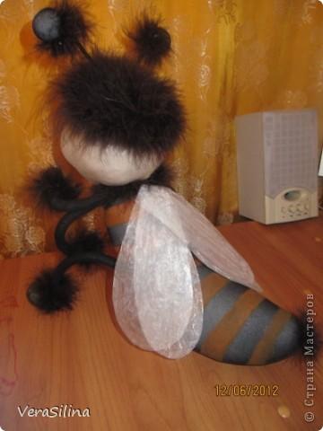 Пчела, да не Майя))) фото 3