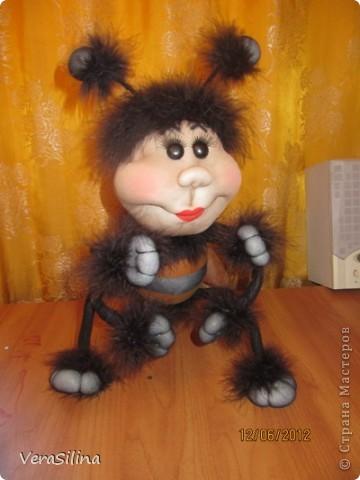 Пчела, да не Майя))) фото 1