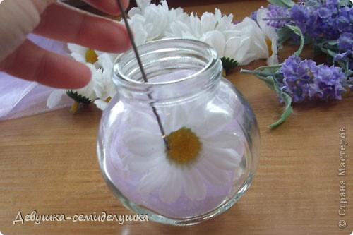 На свадьбе дочери планируем зажечь лавандовые свечи во время снятия фаты. До этого момента эти свечи будут выполнять роль декора зала. фото 8