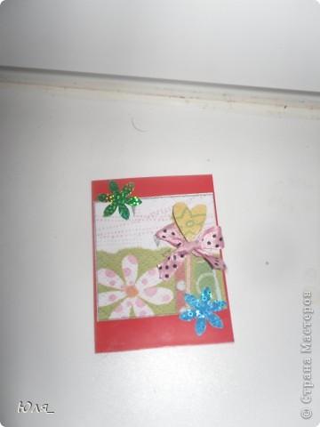Вот мои карточки, они все объемные фото 2