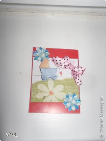 Вот мои карточки, они все объемные фото 5