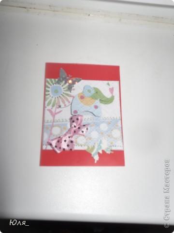 Вот мои карточки, они все объемные фото 7
