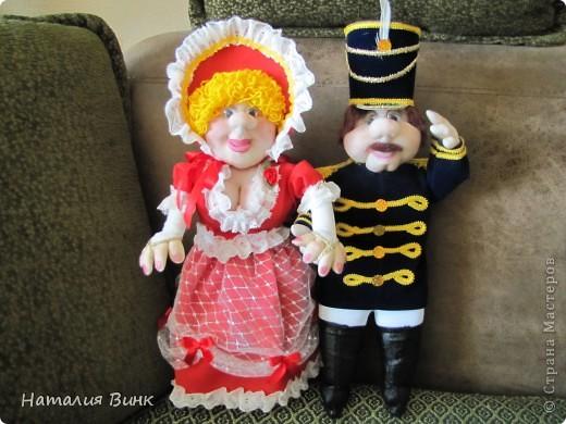 Гусар с дамой. фото 1