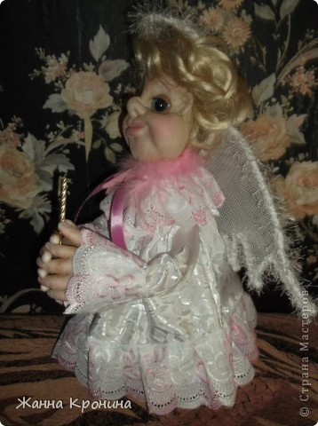 Вот такая девчушка у меня родилась ещё... зовут её Наташка. фото 3