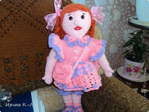 Моя первая кукла-Алиса. фото 1