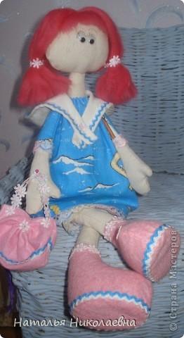 Девочки! Встречайте и принимайте в свою компанию и мою девчоночку- куколку! фото 1