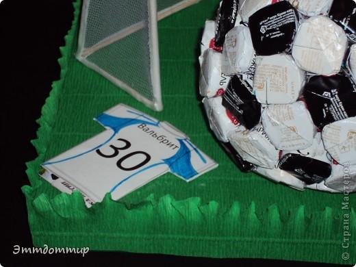 Подарок куму на день рождение. Ярый фанат футбола. Подарок как раз к Евро-2012 :) фото 2