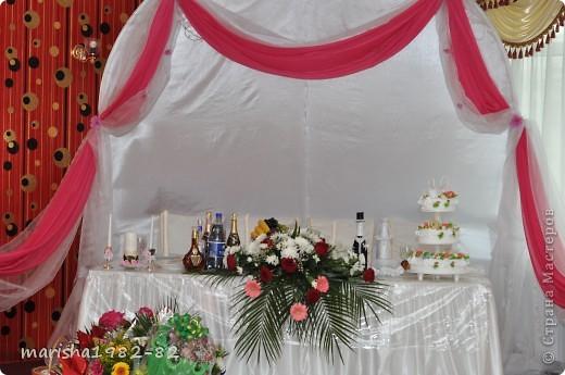 Доброе время суток всем Мастерицам! Это мой фото отчет о проделанной работе на свадьбу братишки! фото 2