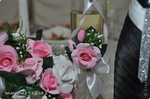 Доброе время суток всем Мастерицам! Это мой фото отчет о проделанной работе на свадьбу братишки! фото 4