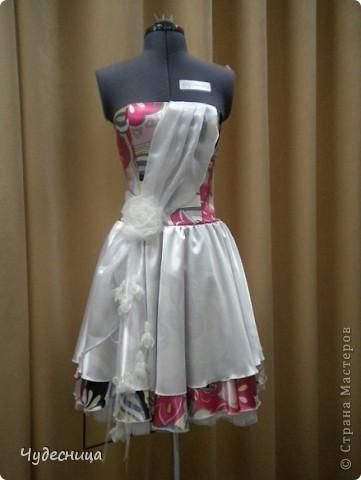 Платье для выпускного вечера фото 1
