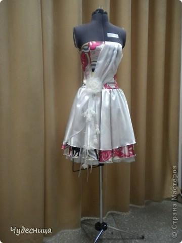 Платье для выпускного вечера фото 3