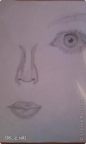 Всем доброго времени суток!Сегодня я покажу несколько моих рисунков.Этот рисунок я сделала на компьютере в Пеинте.=) фото 2