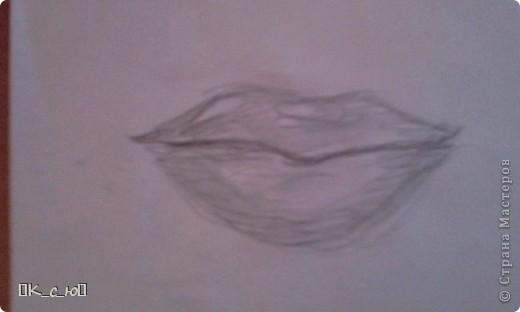 Всем доброго времени суток!Сегодня я покажу несколько моих рисунков.Этот рисунок я сделала на компьютере в Пеинте.=) фото 5