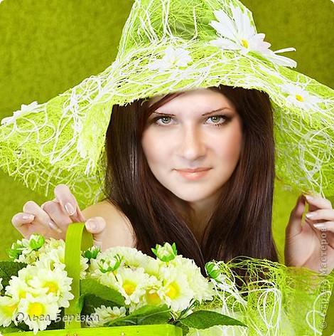Вот такая девушка-цветок..... фото 7