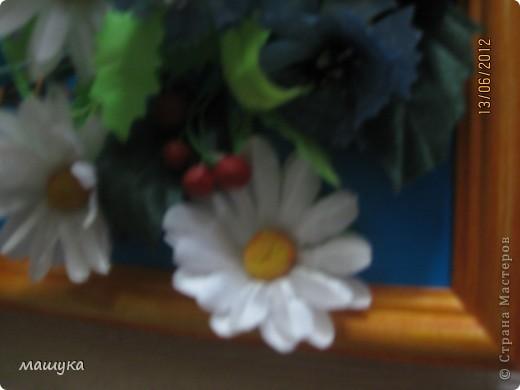 Композиция полевых цветов фото 2