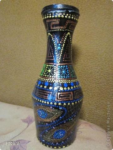 point-to-point,ваза из бутылки фото 1