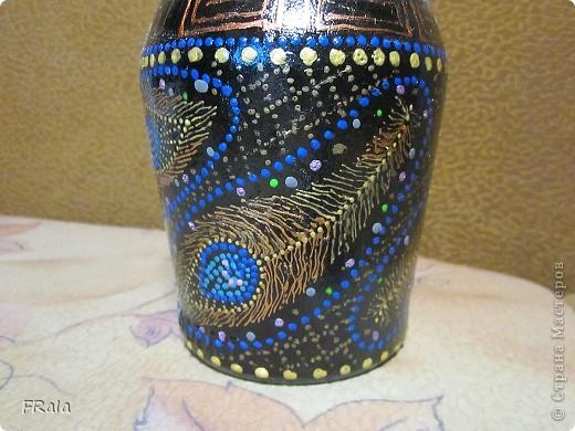point-to-point,ваза из бутылки фото 3