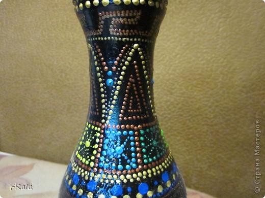 point-to-point,ваза из бутылки фото 6