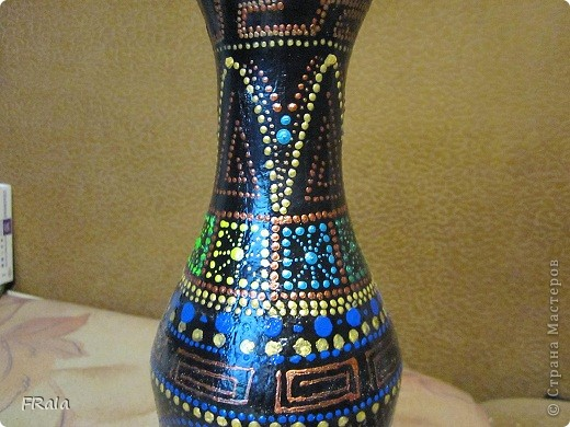 point-to-point,ваза из бутылки фото 7