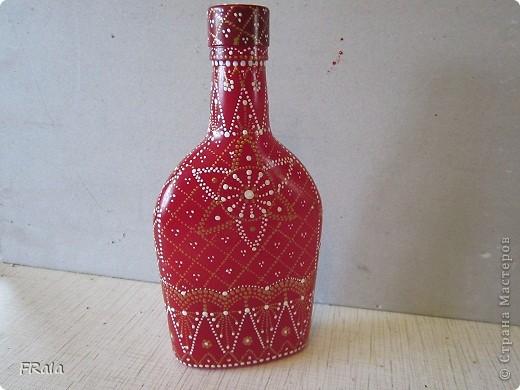 моя первая бутылка,это одна сторона фото 4