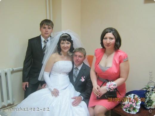 Доброе время суток всем Мастерицам! Это мой фото отчет о проделанной работе на свадьбу братишки! фото 10